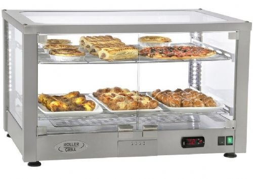 Roller Grill WD780S Heated Display cabinet (Counter top) Heated Displays